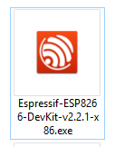 Icon image of the Unofficial DevKit for ESP8266 v2.2.1