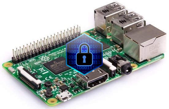 Secure Raspberry Pi